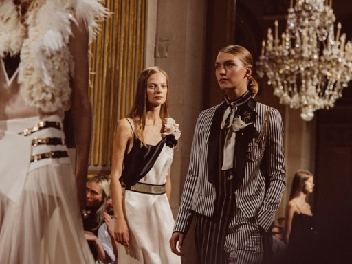 Percevalties Pourquoi la Fashion Week SS17 de Paris était ennuyante?