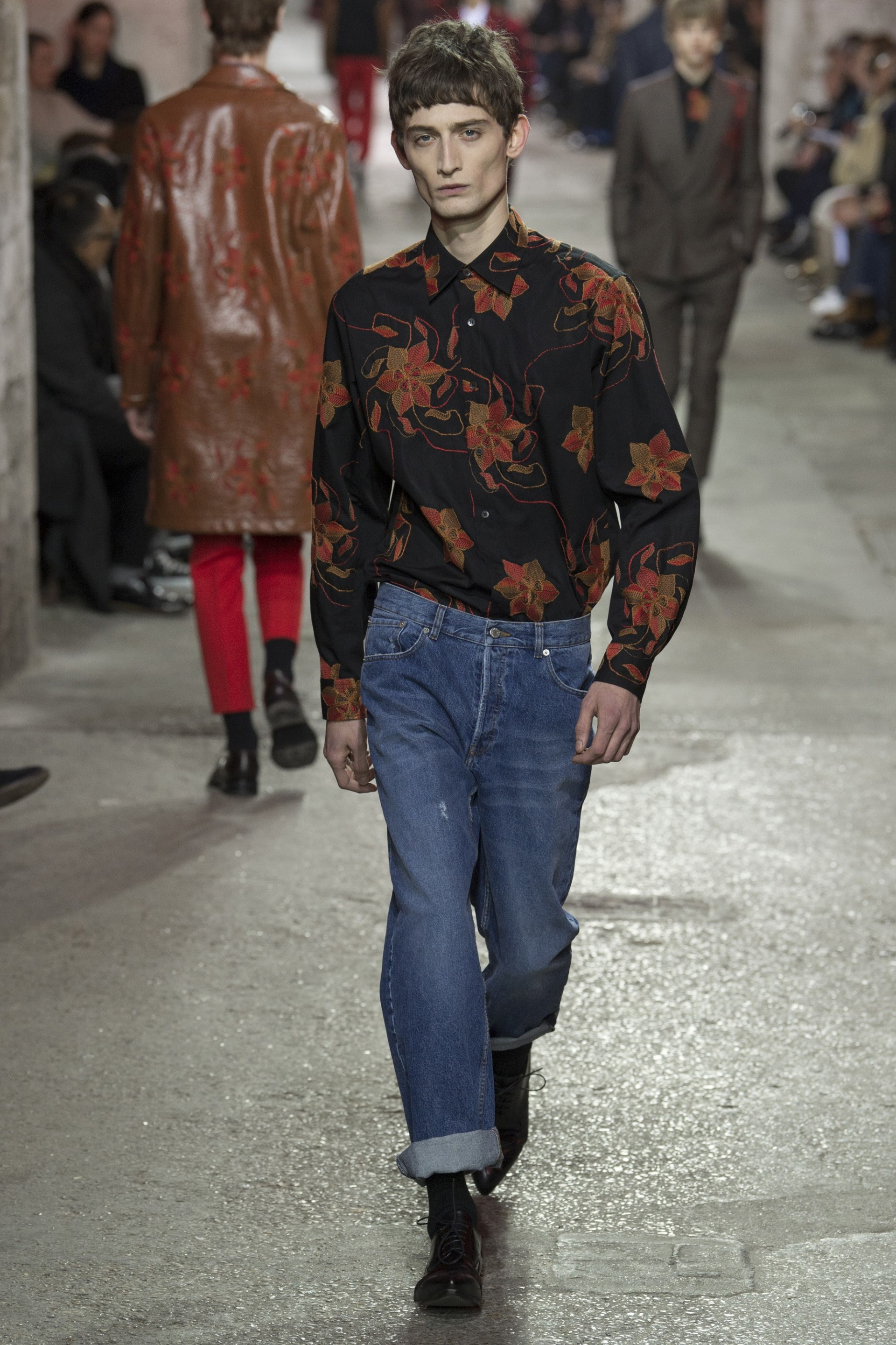 Percevalties Paris Menswear Fashion Week : les essentiels partie 1