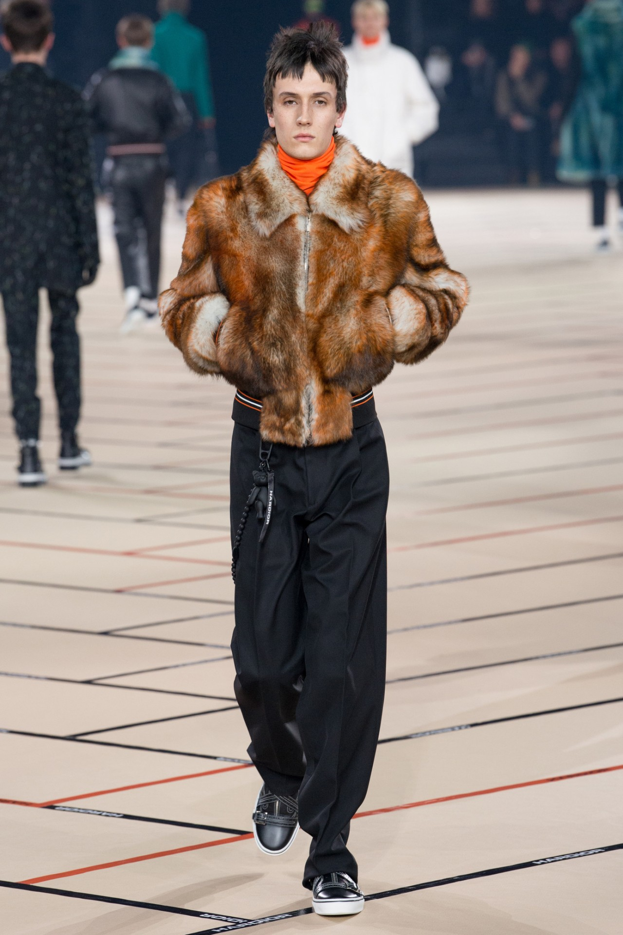 Percevalties Paris Menswear Fashion Week : les essentiels partie 2