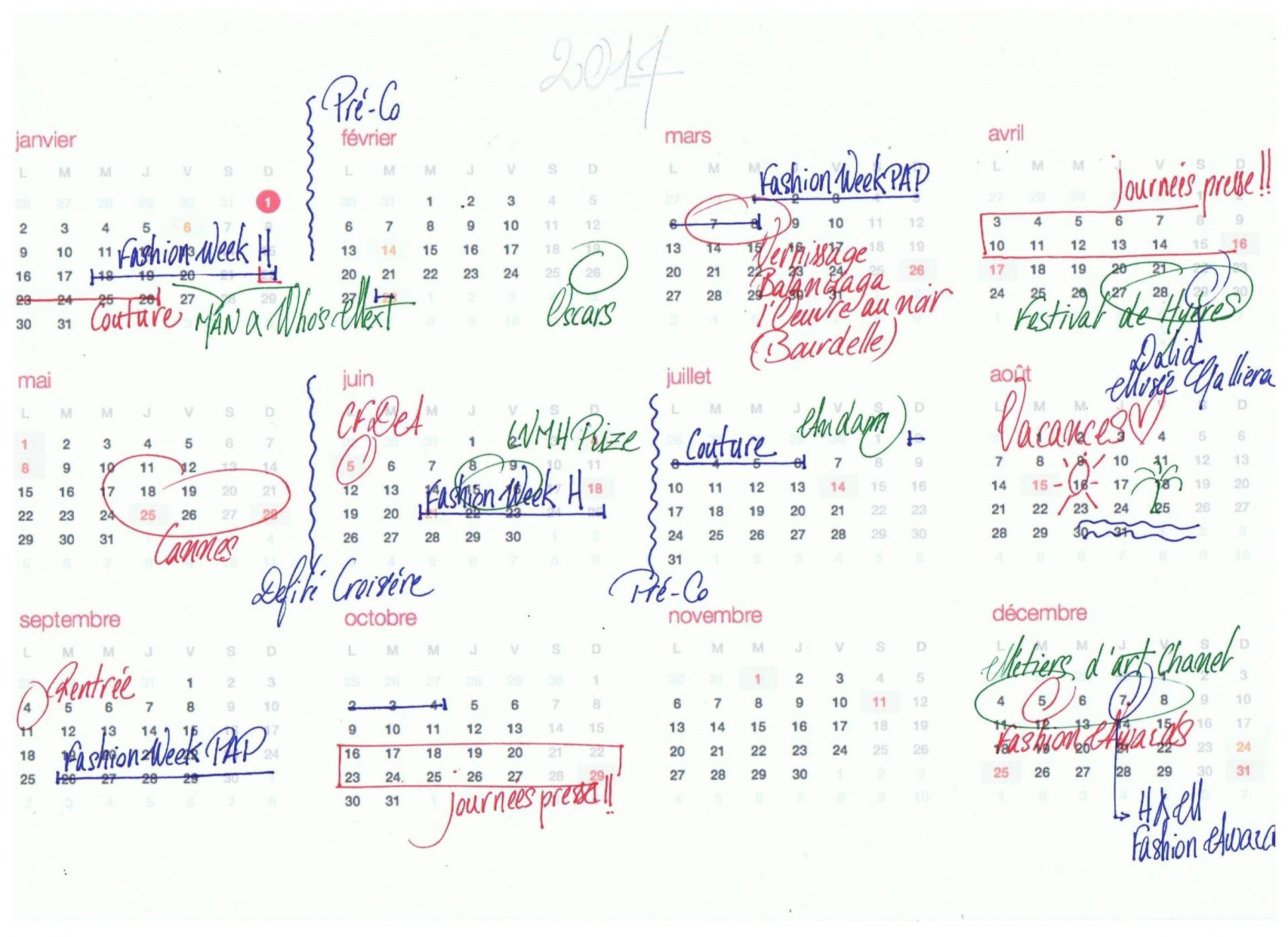 Percevalties Lundi déprime : coucou c'est la rentrée, demandez le programme 2017