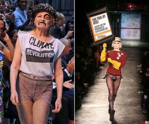 Percevalties Les meilleurs coups politiques de la mode
