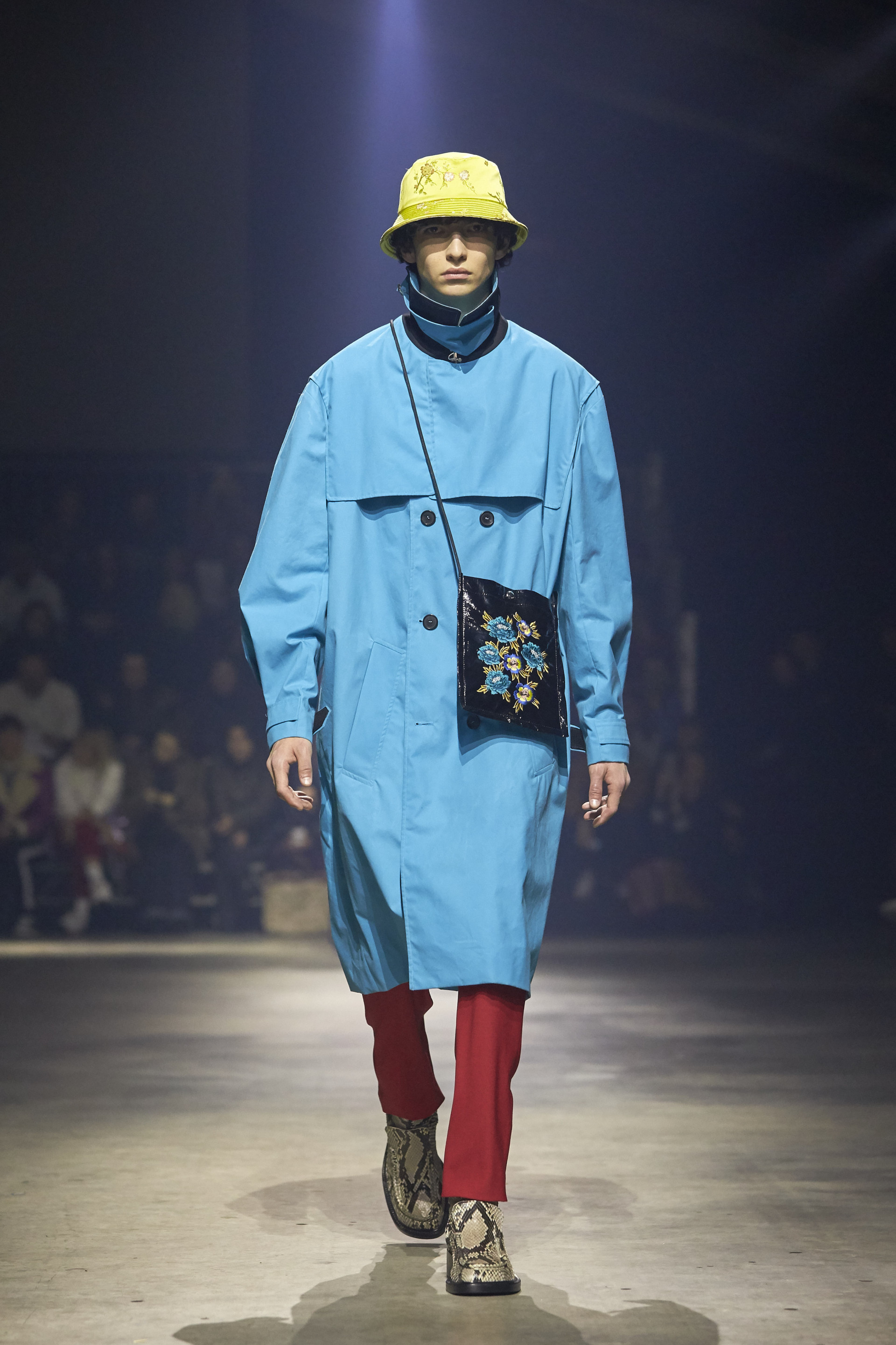 Percevalties Kenzo Fall Winter 2018