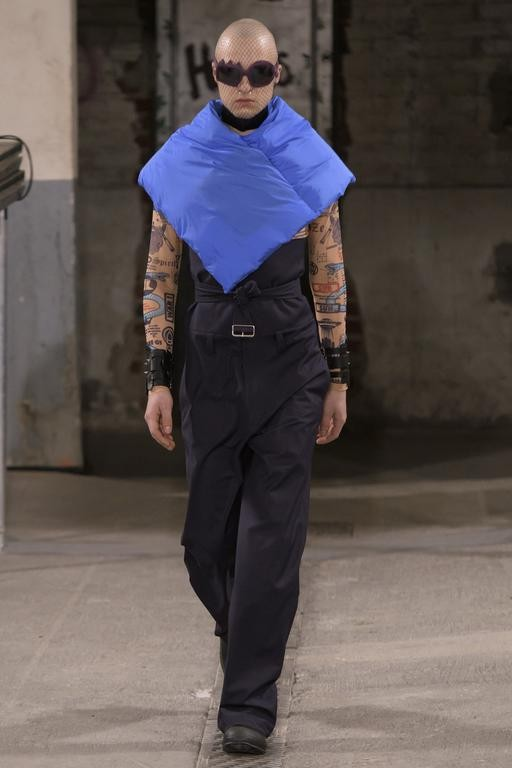 Percevalties Walter Van Beirendonck Fall Winter 2018