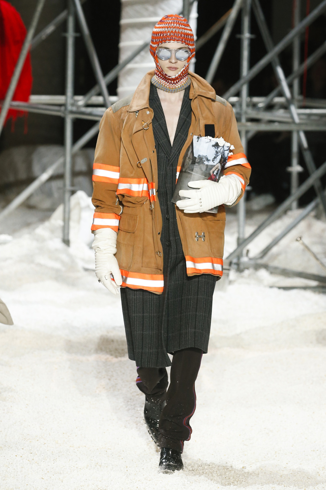 Percevalties New York, Londres, Milan : les tendances à retenir des défilés de l'hiver 2018